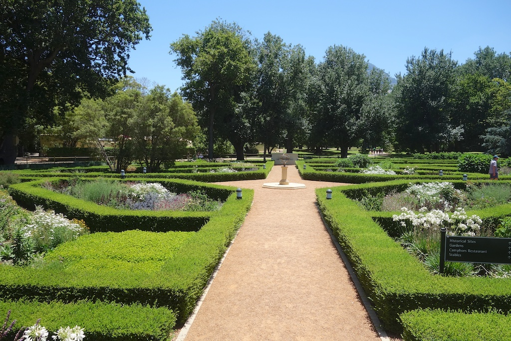 A Day In The Winelands At The Vergelegen Wine Estate The