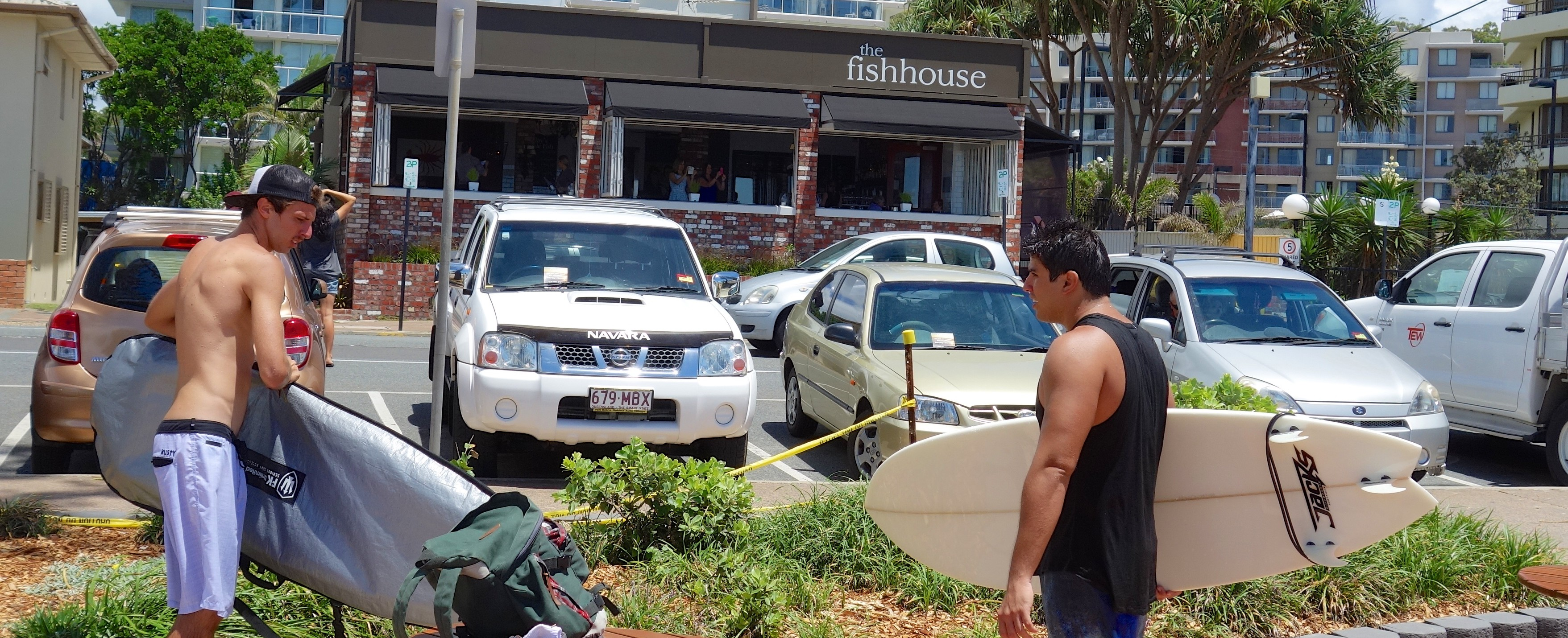 The Fishhouse Restaurant at Burleigh