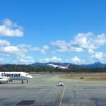 Coolangatta Airport on the Gold Coast