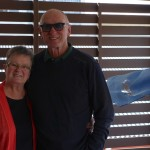 Brother and sister –  sister Anne and Michael