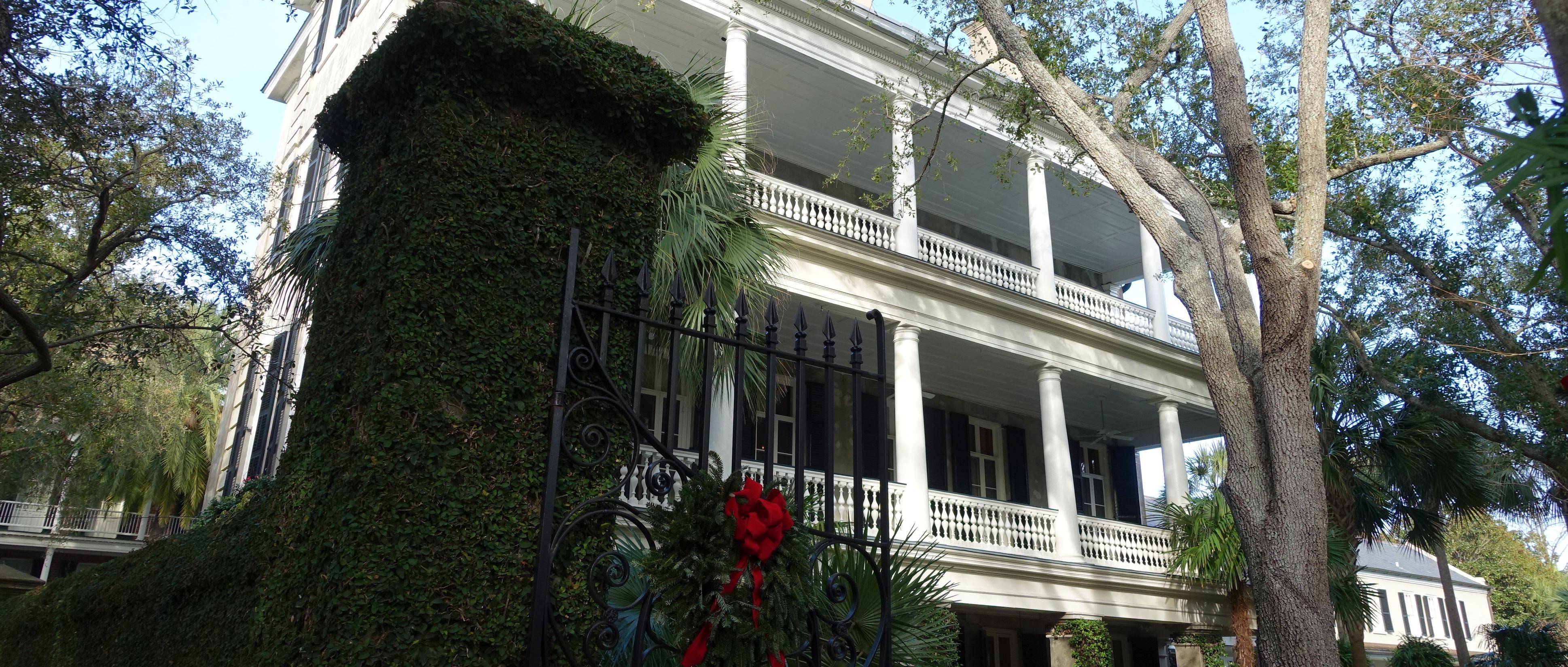 'Gettin the Word & Gettin' the Ghost' in Charleston South Carolina – US Deep South 2017