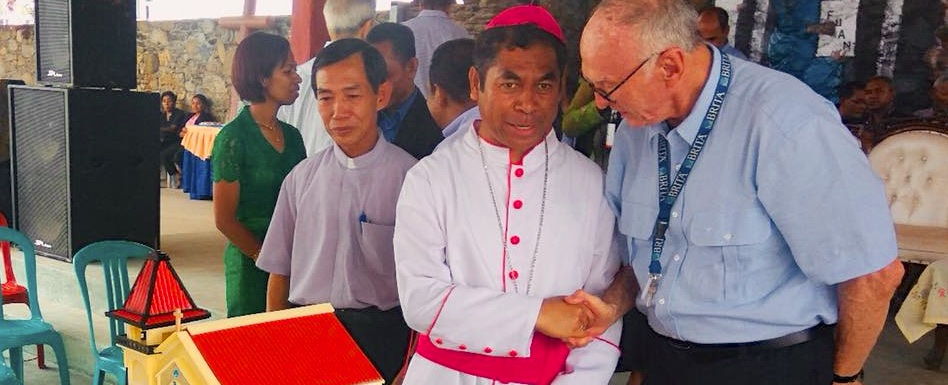 Railaco – My East Timor involvement