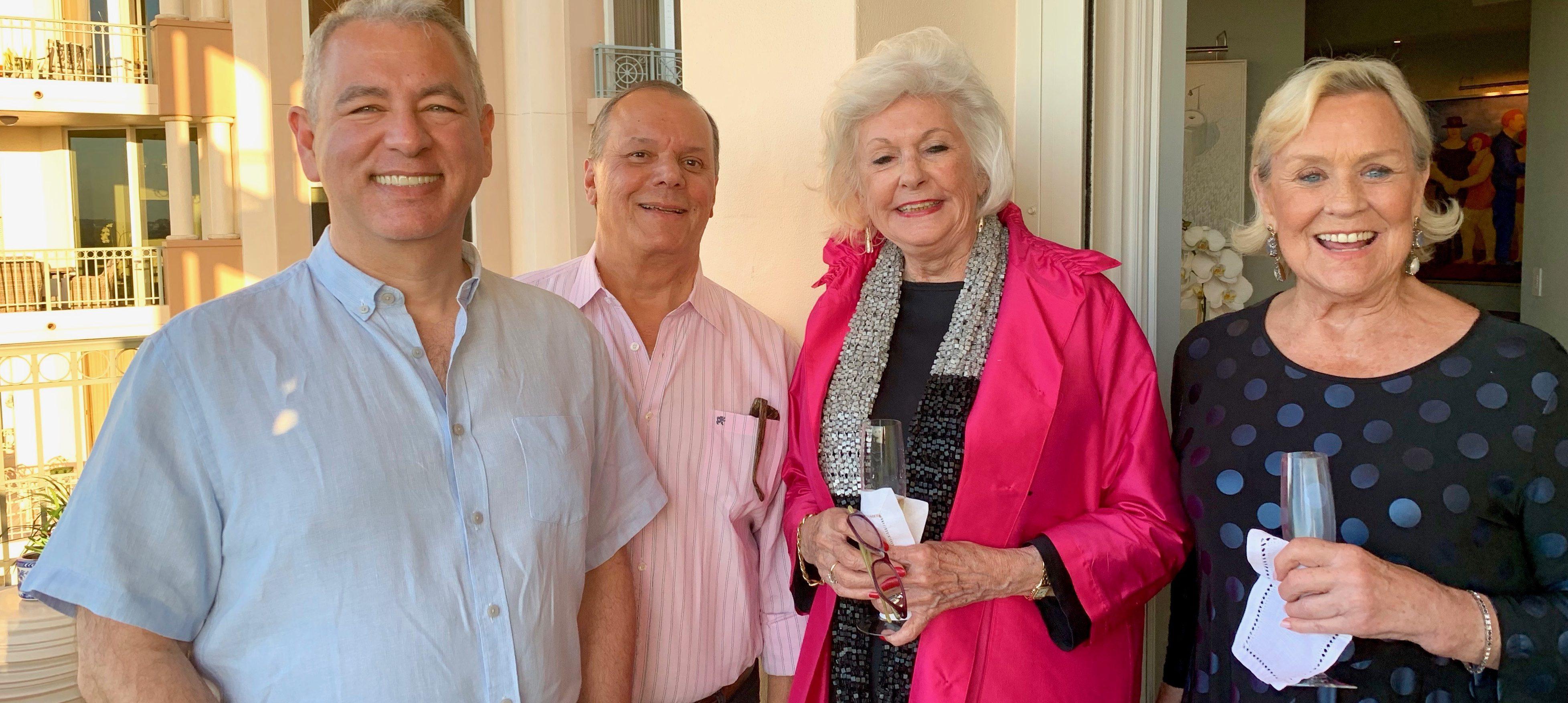 Easter in Miami – Nurturing friendships
