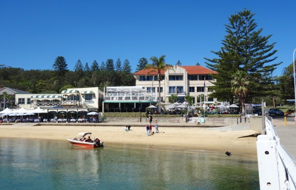 Doyle's on the Beach at Watson's Bay