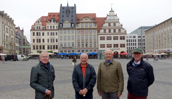 Leipzig – Music, Learning, Trade, Resistance & Reunification