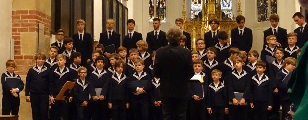 Johann Sebastian Bach – St Thomas Boys Choir