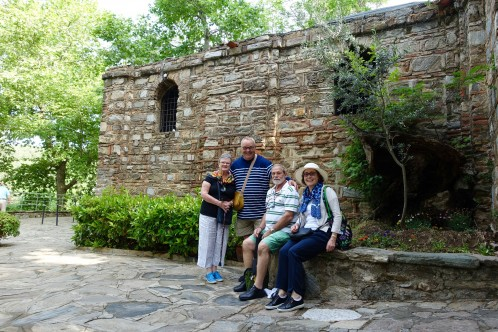 At Mary's House in Ephesus
