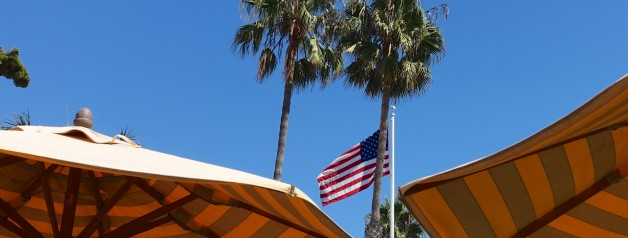 Lunch on the American Riviera