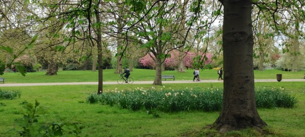 An odd-bod's take on a week in London – April 2015