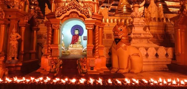 Shwedagon Rangoon