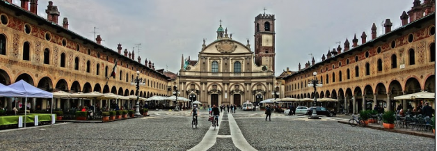 """Four Days in Italy – the """"Crowning Glory"""""""