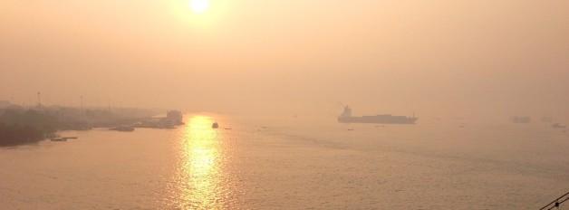 Burma – First Morning has Broken