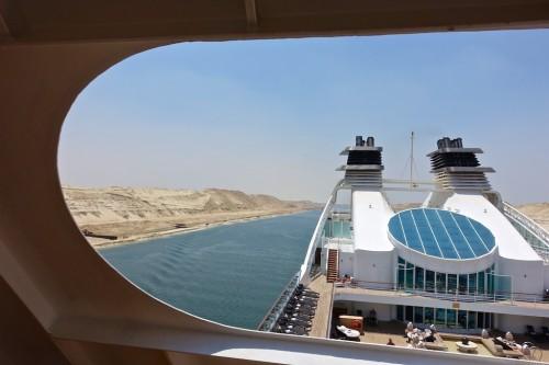 Peaceful Passage through the Suez