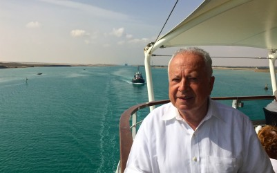 Jim - as we transit the Suez Canal