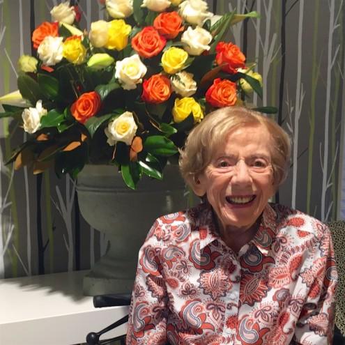 Aunty Beth - 100 years