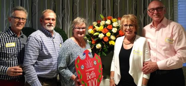 Aunty Beth – 100th Birthday