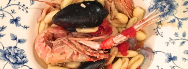 A deep connection to Puglia – through home-cooking