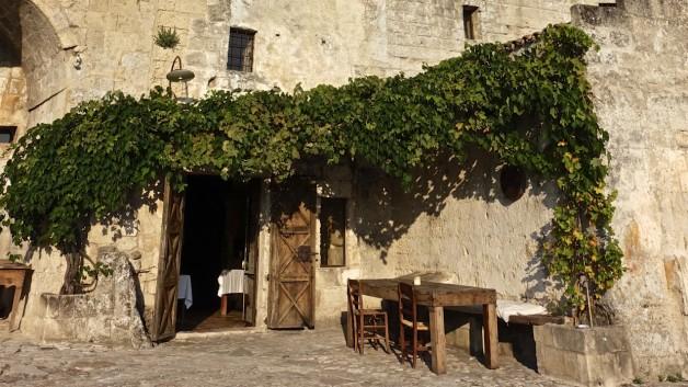 Matera in Basilicata – with its Jerusalem-like aura