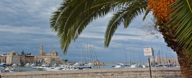 Trani and Molfetta – seaports on the once historic route to the Middle East