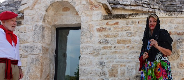 Drama behind the scenes after Tango Performance – in Puglia