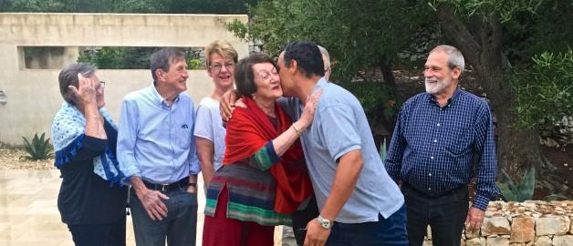 Villa Trullo Pinnacolo – Reunions and Welcomes