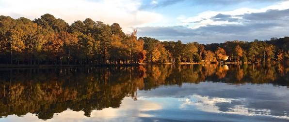 Fall in North Carolina