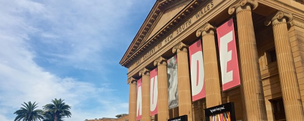 Sydney Festival – 'Nude Live' at the Art Gallery of NSW