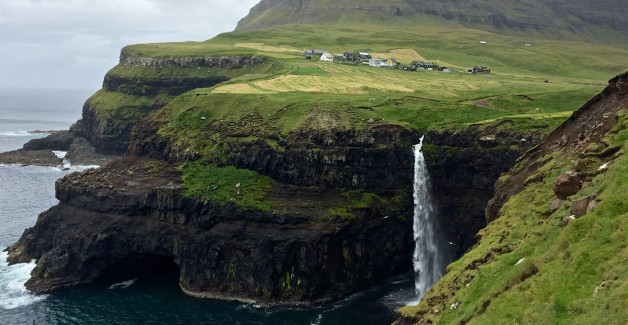 A good Day in the Faroe Islands