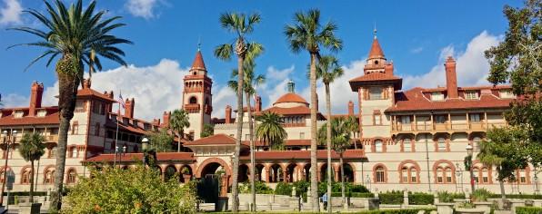 St Augustine Florida – US Deep South 2017