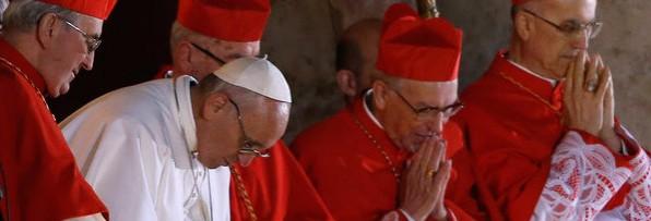 Francis on 'Forgiveness' et al