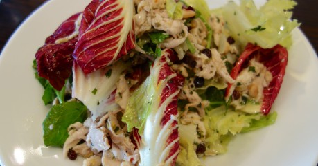 Fratelli Fresh Chicken Salad with currants and pine nuts