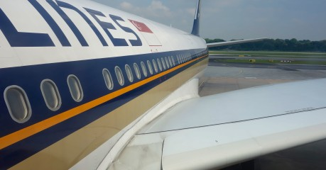 Singapore Airlines A340-500 - 18 hours nonstop from Singapore to Newark