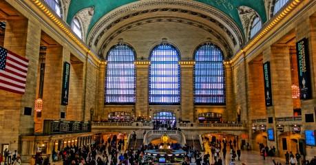 New York's Grand Central Station