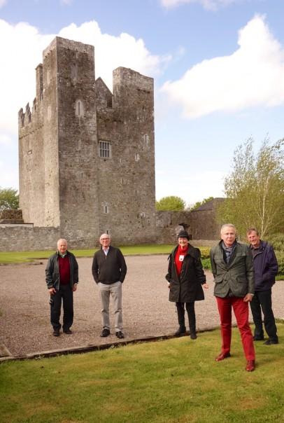 Barryscourt Castle, County Cork