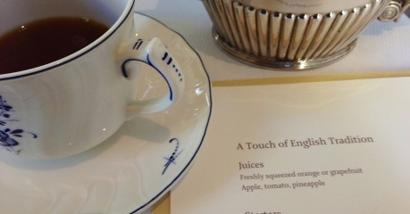 A Touch of English Tradition - with breakfast at the Goring