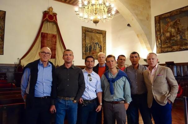 International Group - Australia, Puerto Rico, Brazil, Switzerland, Spain, Spain, Libya, Cuba